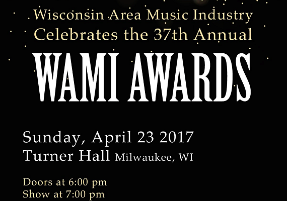 Congratulations to all the 2017 WAMI Award Nominees!