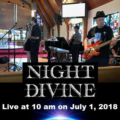 Night Divine at Mt Zion