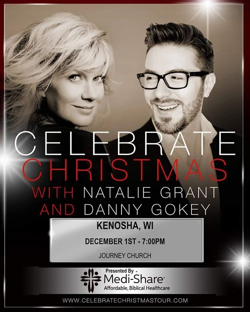 Celebrate Christmas with Natalie Grant and Danny Gokey