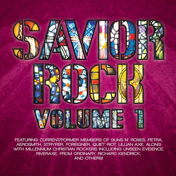 Savior Rock Volume 1